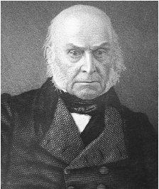 john quincy adams life and presidency essay Louisa adams (1775-1852) was an american first lady (1825-1829) and the wife of john quincy adams, a us congressman and the sixth president of the united states.