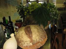 Altamura Bread & Wild Herbs