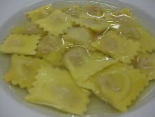 Tortelli Modenesi in Brodo