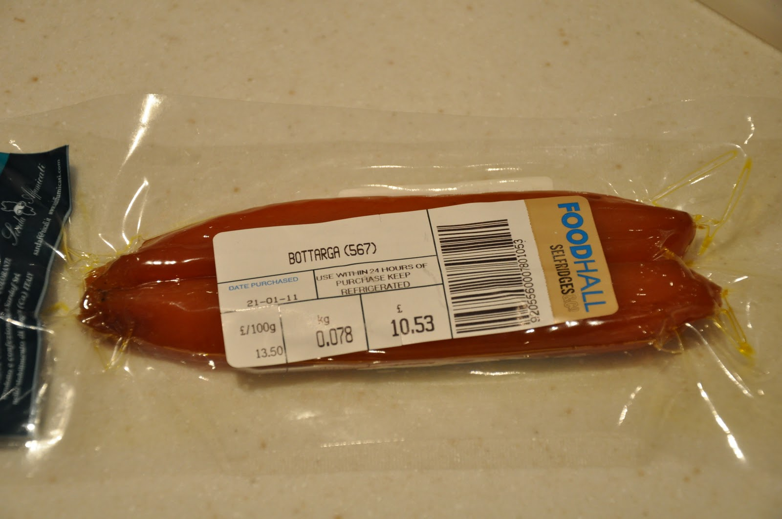 how to cook mullet roe