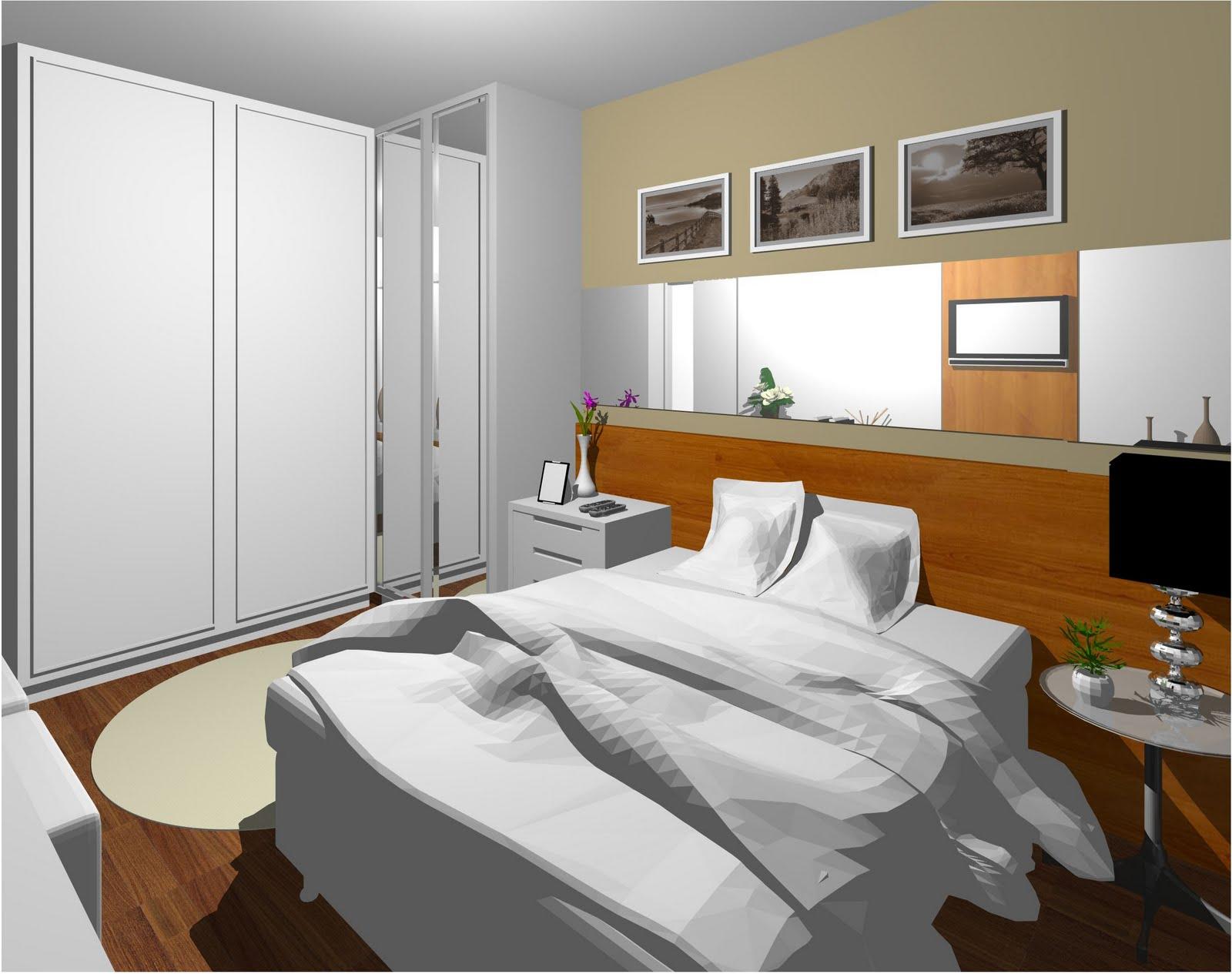 Arquitetura & Design Quarto do Casal ~ Quarto Casal Design