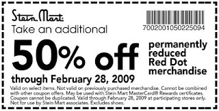 graphic about Stein Mart Coupon Printable known as Stein Mart Coupon- Even more 50% off Clearance! - Hip2Preserve