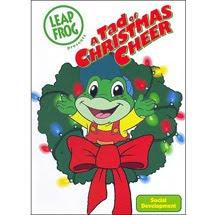 LeapFrog Christmas DVD $3.86 + FREEShipping!