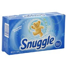 Walmart: FREE Snuggle Fabric Softener Sheets!