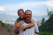 Em and Clay in Honduras