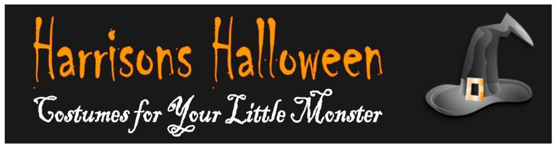 Harrisons Halloween Cotton Baby Costumes