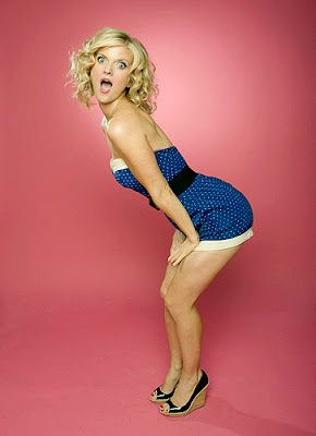 Arden Myrin mad tv
