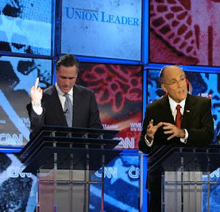 Spewked photograph of Nov 28 CNN/YouTube debate because Getty images photograph would have set me back $162.00