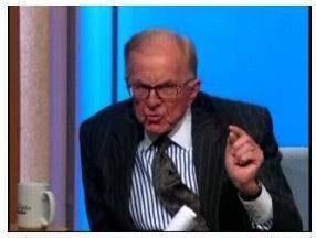 John McLaughlin starts firestorm over Barack Obama oreo cookie remark