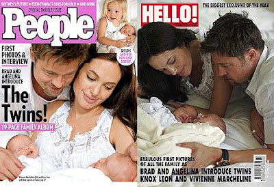 Knox Leon and Vivenne Marcheline make their debut on the cover of People - photo courtesy of Stuff.co.nz