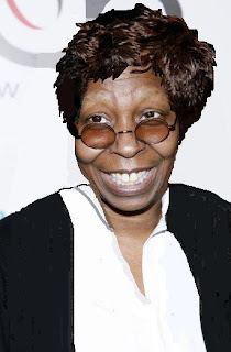 Posh pixie do meets Whoopi Goldberg