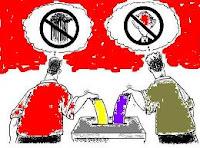 karikatur legenda demokrasi batu batikam