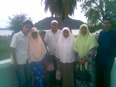 Keluarga Limbor Bangko Lawat Malaysia