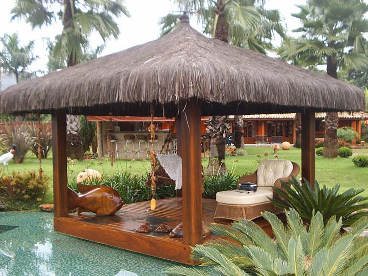 gazebo jardim madeira:Para um relax no seu jardim! – Giacomelli Blog – Imobiliária em