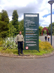 Hamilton Garden, Hamilton, New Zealand