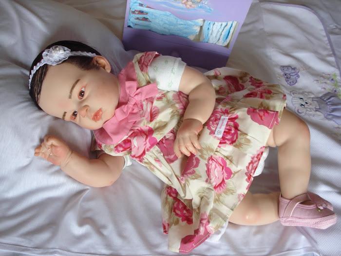 Bebê Reborn Barbara  - ADOTADA