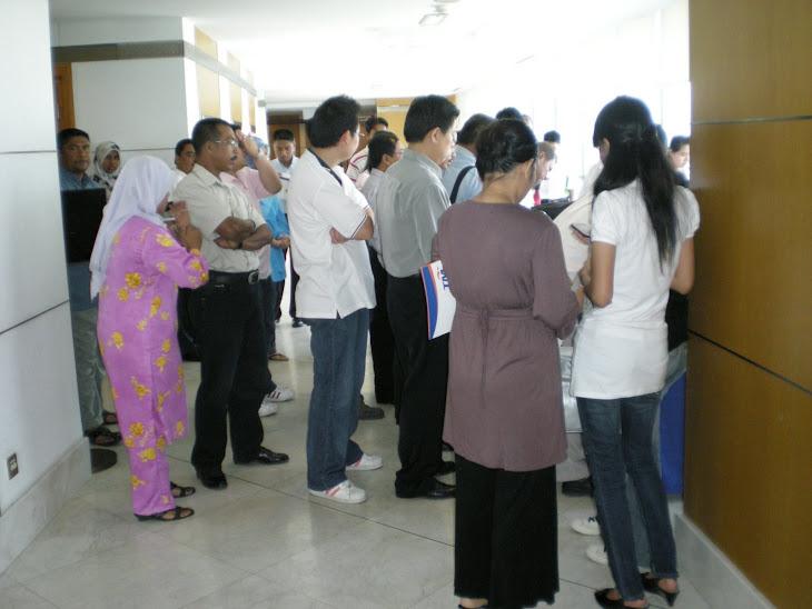 Pendaftaran Seminar 26/04/08
