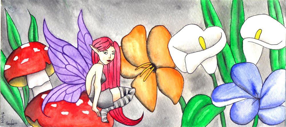 Dibujos de grecas de flores - Imagui