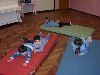 Neurosicomotricidad alfabetizaci n motriz colchonetas - Colchonetas suelo infantiles ...