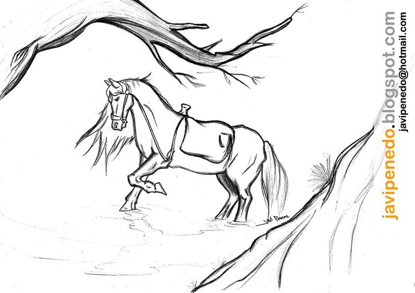 Dibujos a lpiz de paisajes dibujos a lapiz car interior - Dibujos sencillos ...