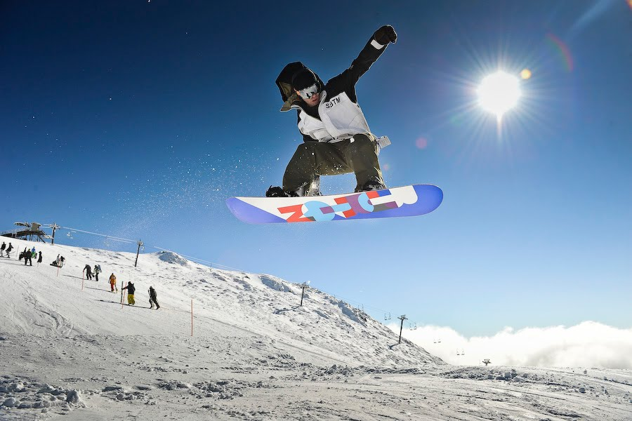 BBMs Quick Start Guide to Snowboarding