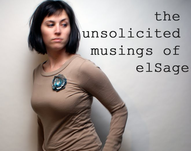 the unsolicited musings of elSage