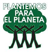 Planta un árbol y salva el planeta