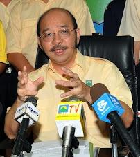 DATUK YONG TECK LEE (Presiden Parti Maju Sabah-SAPP)