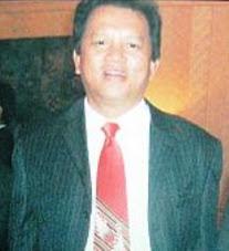 DATUK JONISTON BANGKUI  (Presiden Persatuan Wartawan Sabah-SJA)