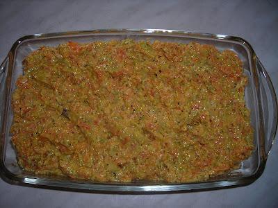 Havuçlu kabak salatası tarifi