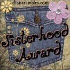 Sisterhood Award Button