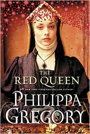 Book Cover Image: The Red Queen by Philippa Gregory
