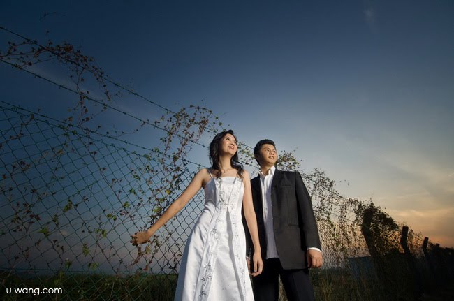 Penang Pre wedding photography Hong Nicole from Ipoh 20090217