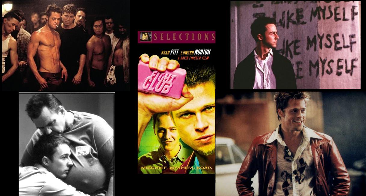 an analysis of the movie the fight club Discussing with poz button about the movie fight club see his regular shows at     donations: .
