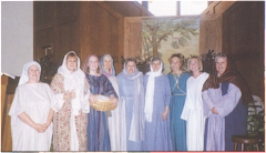 The Women of Easter at Covenant Church