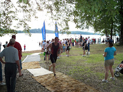 Triathalon Competition in Little Rock