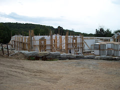 The Sanctuary being Rebuilt