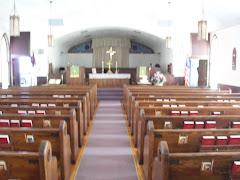 The Santuary at Community Presbyterian Church