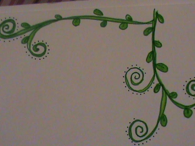 Marcos para decorar hojas en word - Imagui