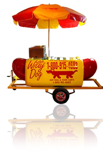 Hot Diggity Dog Food Truck