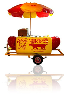 Willy Dog Food Carts