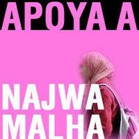 Apoyo a N. Malha y a todas las chicas que les prohibieron llevar el hiyab en un centro educativo.
