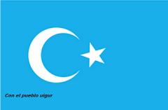 Solidaridad con el pueblo uigur! Y con todos los pueblos que están bajo la injusticia