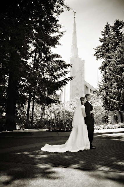 dcweddingblog05 Denise and Chad ~ Portland, OR LDS Temple Wedding Photography