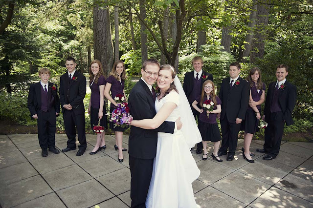 dcweddingblog06 Denise and Chad ~ Portland, OR LDS Temple Wedding Photography