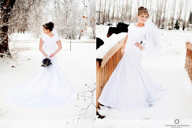 JennaBridals Blog26 Jenna ~ Winter Bridals ~ Idaho Wedding Photoraphy