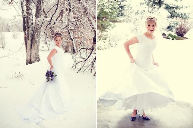 JennaBridals Blog15 Jenna ~ Winter Bridals ~ Idaho Wedding Photoraphy