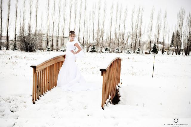 JennaBridals Blog16 Jenna ~ Winter Bridals ~ Idaho Wedding Photoraphy