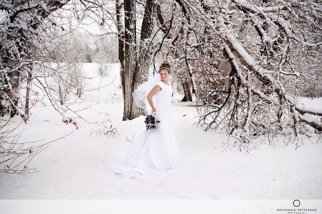 JennaBridals Blog30 Jenna ~ Winter Bridals ~ Idaho Wedding Photoraphy