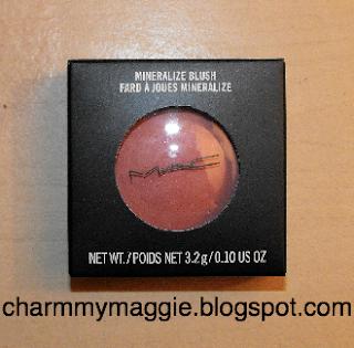 MAC Mineralize Blush – Pet Me (LE Fabulous Felines)